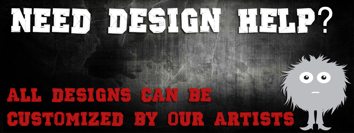 custom band artwork, custom design for bands